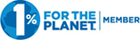 1Percentfortheplanet logo